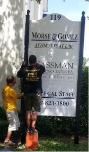Tampa Sign Pic