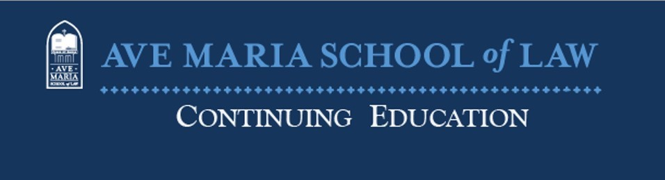 Ave Maria Continuing Education