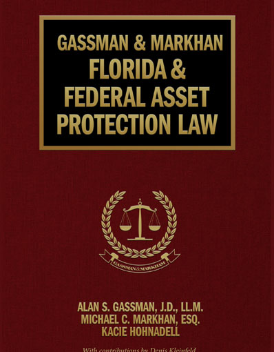 Florida & Federal Asset Protection Law